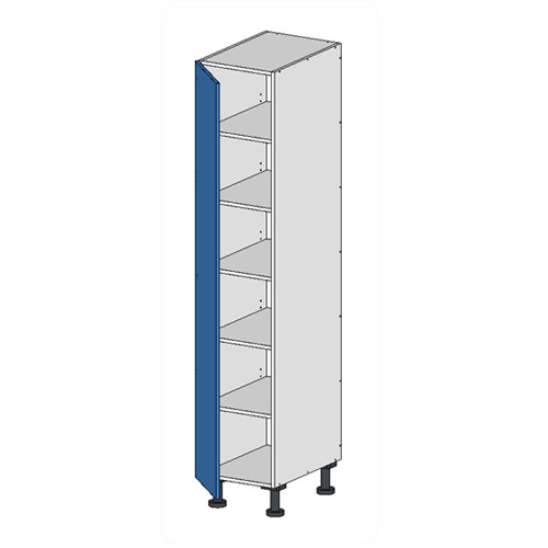 Flatpack Door Tall Unit