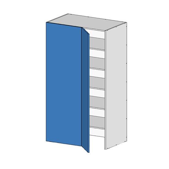 Flatpack Pantry Return Unit w Door no bottom