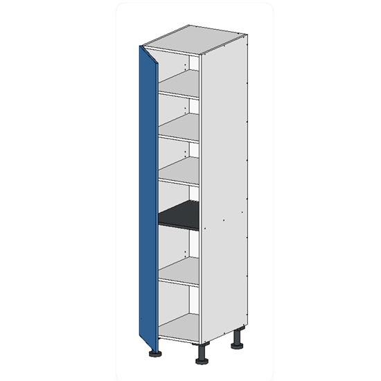 Flatpack Pantry Unit w Left door