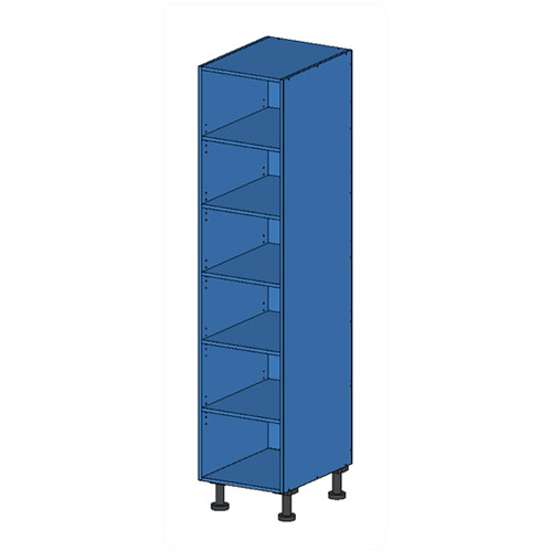 Flatpack Tall Open Unit