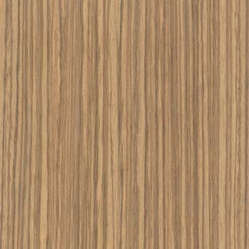 Flatpack Natural Zebrano Swatch