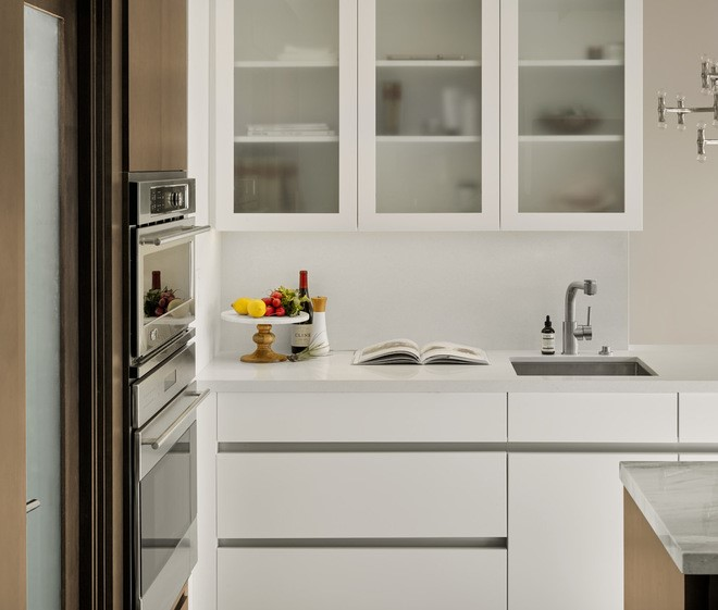 Kitchen Conundrum: Upper Cabinets, Open Shelves or Space ...