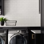 If you think laundry rooms are boring, think again!