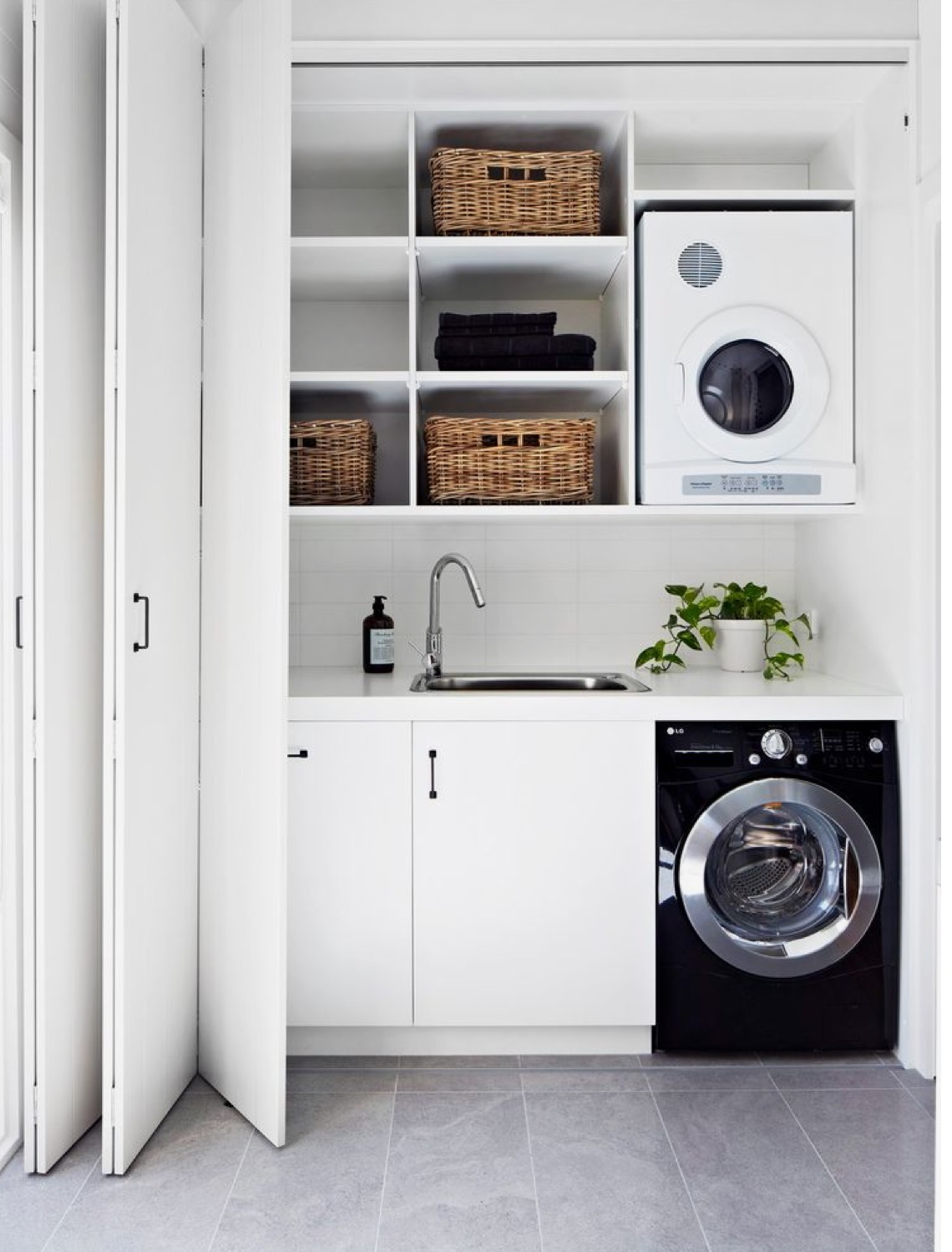Small Laundry Ideas - Adelaide Outdoor Kitchens
