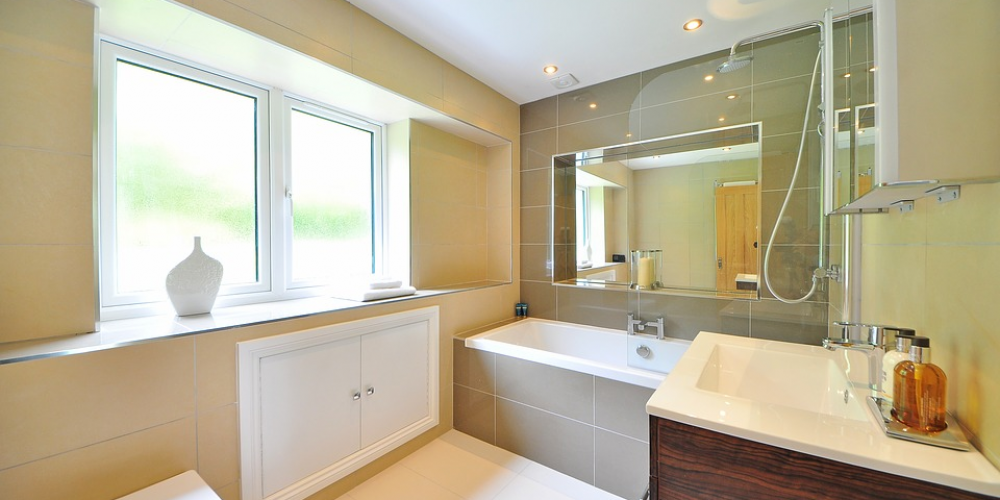 Bathrooms should be one of your priorities when looking into a renovation.
