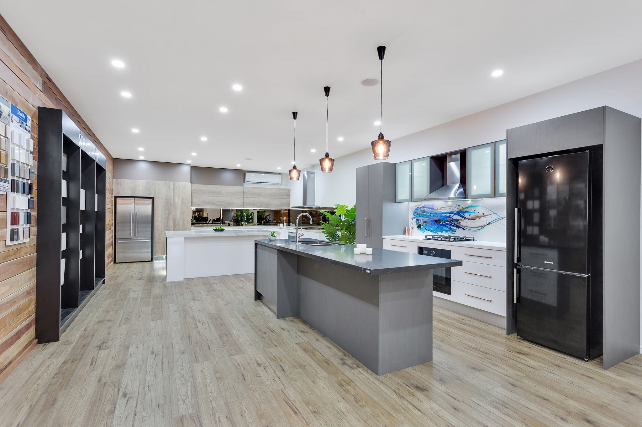 Flat Pack Queensland Kitchen Showroom